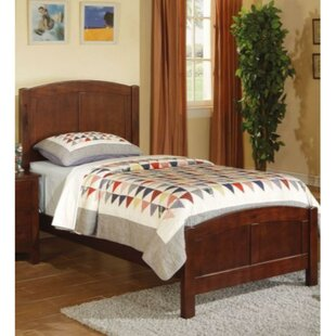 Faust Wooden Twin Platform Bed