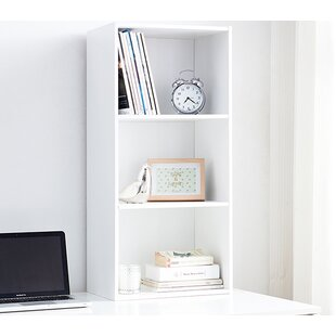 Latitude Run Remillard Standard Floor Standard Bookcase