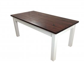 Solid Wood Dining Table by Ezekiel and Stearns Comparison