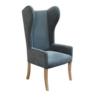 Shirlene Upholstered Dining Chair by Canora Grey