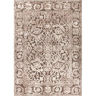 Allentow Polypropylene Natural Area Rug by Bungalow Rose