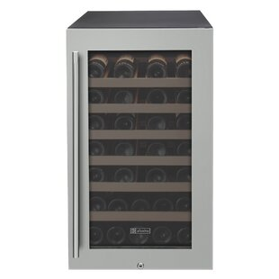 43 Bottle Refrigerator Single Zone Wine Cooler by Allavino