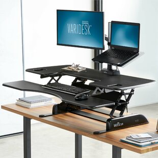 ProPlus Height Adjustable Standing Desk Converter by VARIDESK