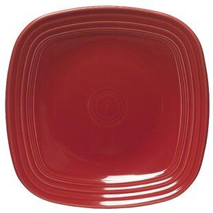 Save to Idea Board  sc 1 st  Wayfair & Red Dinner Plates You\u0027ll Love | Wayfair