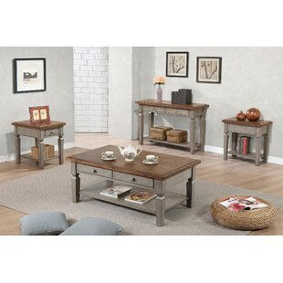 Murtaugh 4 Piece Coffee Table Set August Grove
