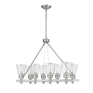 Ove Decors Sinatra V 8-Light Kitchen Island Pendant