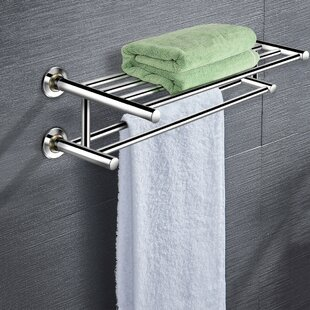 Towel Rack Hamper Wayfair