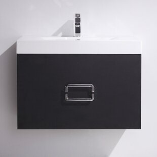 Maryalice 30 WallMountedSingle Bathroom Vanity Set by Orren Ellis