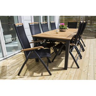 Navya 6 Seater Dining Set By Sol 72 Outdoor