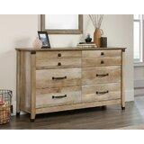 Gretna 6 Drawer Double Dresser by Loon Peak®