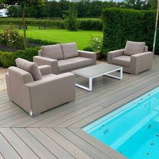 Silke 4 Seater Sofa Set Image