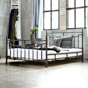 Capri Panel Bed by Trent Austin Design