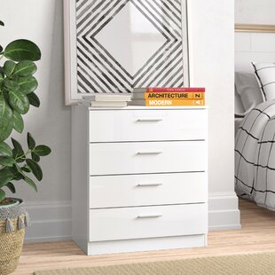 Holmes 4 Drawer Chest By Zipcode Design