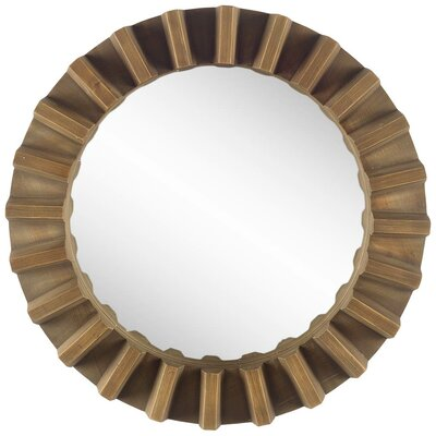 17 Stories Cretien Sprocket II Accent Wall Mirror