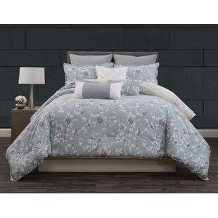 Crestmont Floral Comforter Set