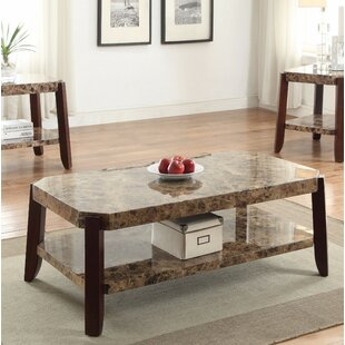 Coutu Coffee Table by Fleur De Lis Living