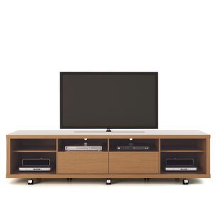 Check Prices Dampier TV Stand for TVs up to 70 by Ebern Designs Reviews (2019) & Buyer's Guide