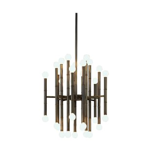 Robert Abbey Jonathan Adler Meurice 30-Light Chandelier