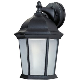 Purchase Fry LED Outdoor Wall Lantern By Three Posts