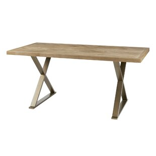 Mapleville Dining Table Gracie Oaks