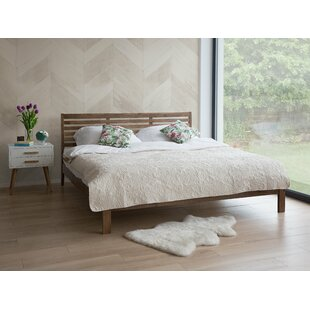 Baird Super King (6') Bed Frame By Gracie Oaks