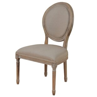 Silvia Upholstered Dining Chair by Greyleigh