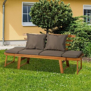 Goolsby Garden Sofa With Cushions By Sol 72 Outdoor