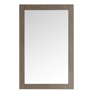 Fresca Cambria Greenwich Bathroom Wall Mirror