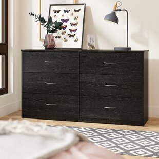 Great Price Grantville 6 Drawer Chest by Zipcode Design