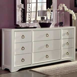 Donny Osmond Home Furiani 9 Drawer Dresser