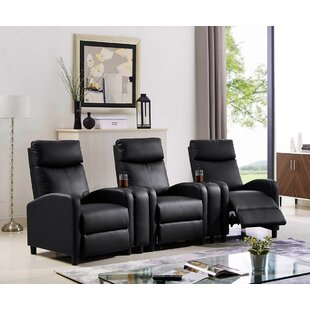5 Piece Home Theater Sofa Set by Ebern Designs
