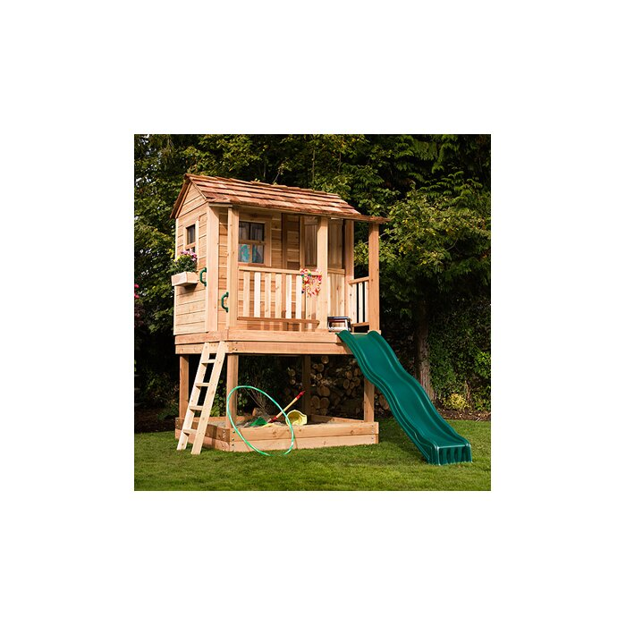 Little 6.79' x 6.58' Playhouse on playhouse projects, playhouse swings, playhouse beach, playhouse covers, playhouse ladder, playhouse fort, playhouse climber, playhouse windows, playhouse with sand box, playhouse pool, playhouse construction, playhouse design, playhouse rock wall, playhouse playground, playhouse shed, playhouse kitchen, playhouse platform, playhouse kits,