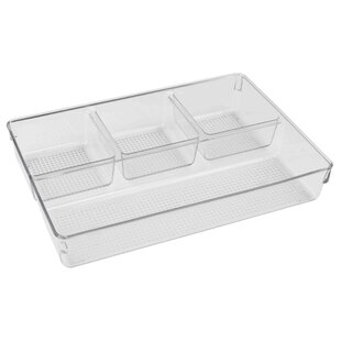 Clarion 2.25 x 13 x 8.87 Drawer Organizer By Home Basics