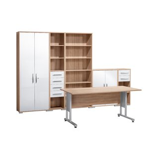 Dolby Desk Office Suite By Ebern Designs