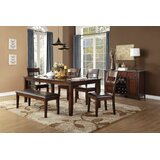 Dickens Dining Table by Alcott Hill®