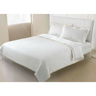 Check Prices Roberto Cavalli Gold Sheet Set ByThe St.Pierre Home Fashion Collection