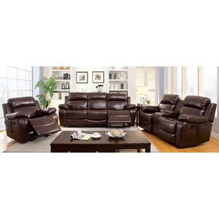 Walfred Reclining Configurable Living Room Set
