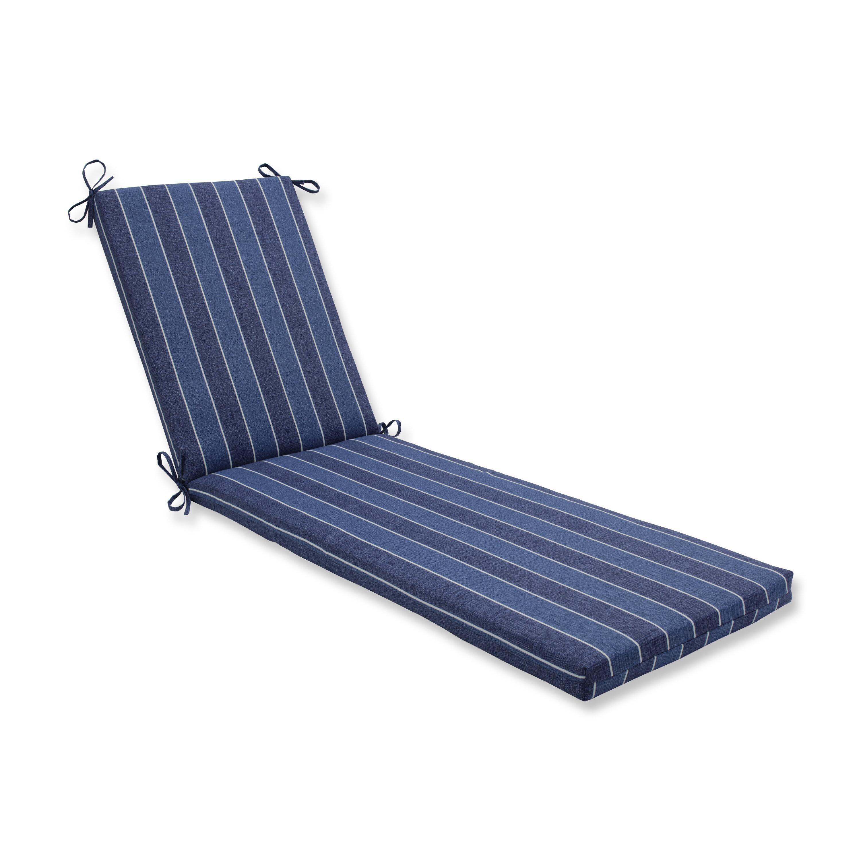 Alcott Hill Indoor Outdoor Chaise Lounge Cushion Wayfair