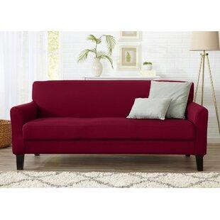 Red Sofa Slipcovers You\'ll Love   Wayfair