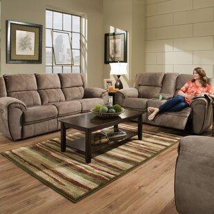 Red Barrel Studio Genevieve Reclining Configurable Living Room Set