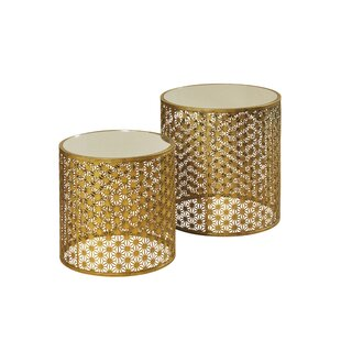 Bechet 2 Piece Nesting Tables by Mercer41