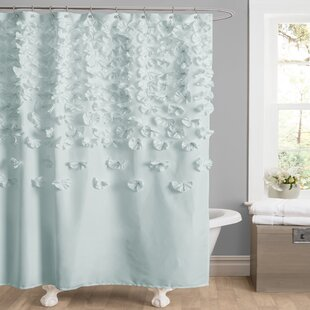 Blue Shower Curtains Youll Love