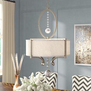 Willa Arlo Interiors Beasley 3-Light Pendant