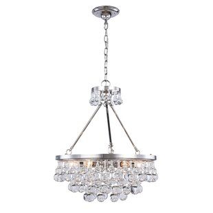 Everly Quinn Verlie 6-Light Novelty Chandelier