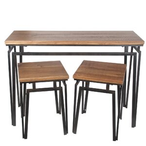 Pisa 3 Piece Nesting Table Set