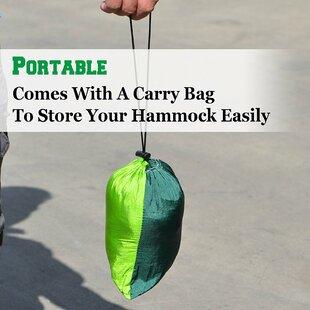 Liliana Portable Parachute CampingHammock by Freeport Park