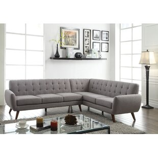 George Oliver Bargas Sectional