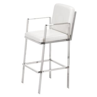 Orren Ellis Barragan Bar Stool (Set of 2)
