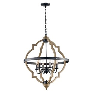 Sheets 6-Light Lantern Pendant by Gracie ..