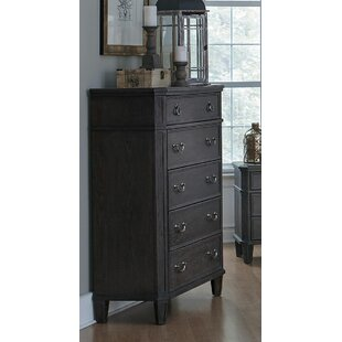 Sheron 5 Drawer Chest by Gracie Oaks